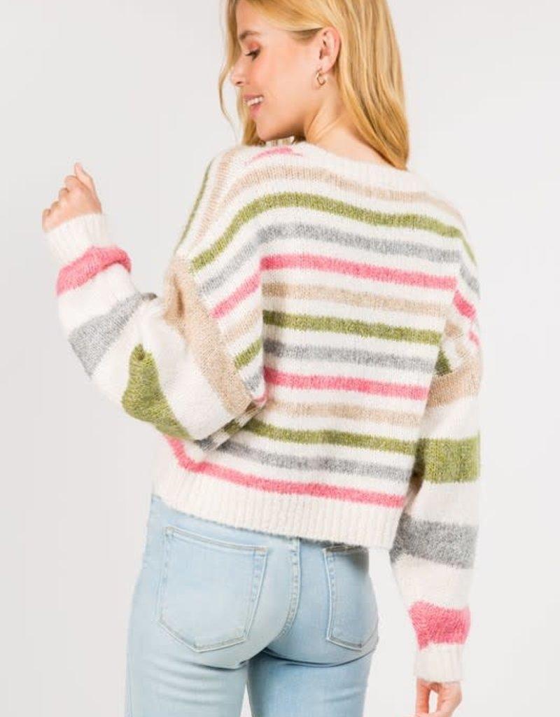 Is It Fall Yet Sweater