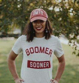 Opolis Boomer Guard Oatmeal T-Shirt