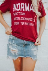 Norman Great Town T-Shirt
