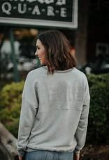 Reversible Cropped OU Sweatshirt