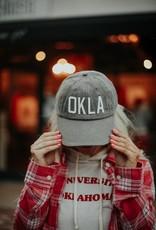 Vintage Olive OKLA