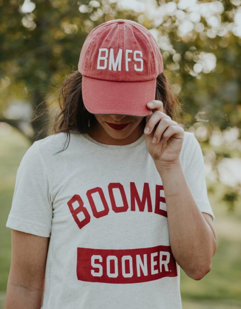 Red Vintage BMFS