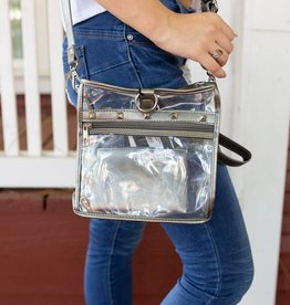 Hardware Crossbody Square