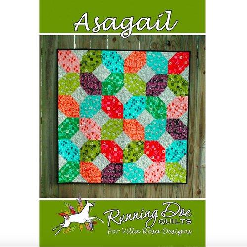 Villa Rosa Designs Asagail Quilt Pattern