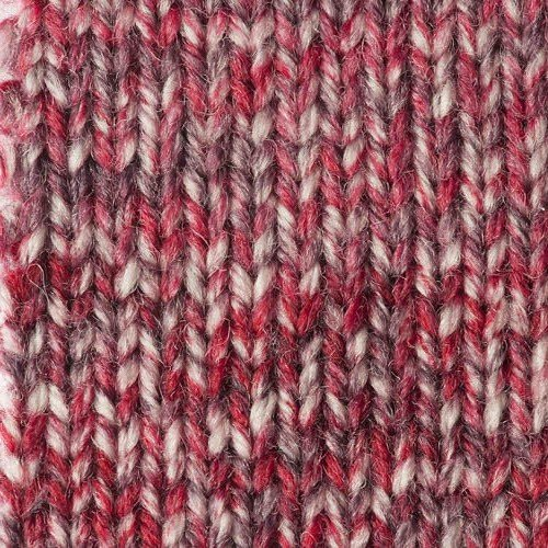 Gedifra Lana Mia One 4 Two Sock Yarn in Cherry