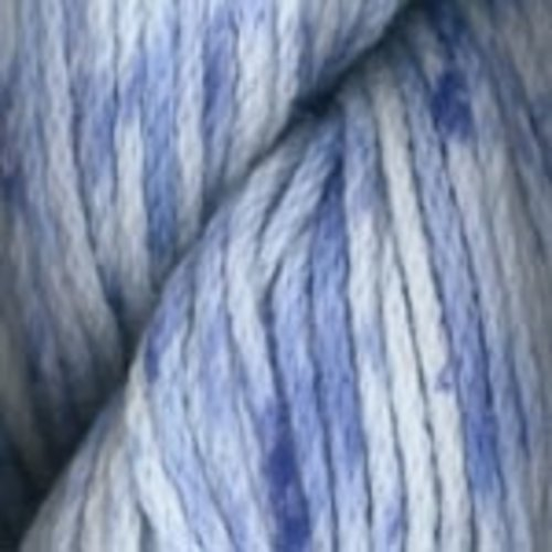 Plymouth Yarn Fantasy Naturale Yarn in 9500 Denim Splash