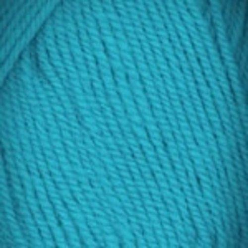 Plymouth Yarn Encore Worsted Yarn in Neon Blue