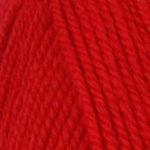 Plymouth Yarn Encore Worsted Yarn in Christmas Red