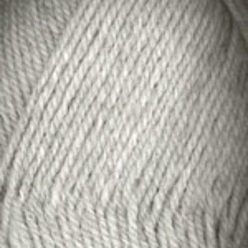 Plymouth Yarn Encore Worsted Yarn in Light Grey Heather