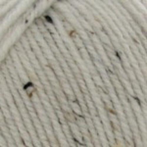 Plymouth Yarn Encore Worsted Yarn Tweed in Oatmeal