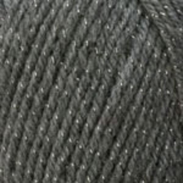 Plymouth Yarn Encore Starz Yarn in Medium Grey