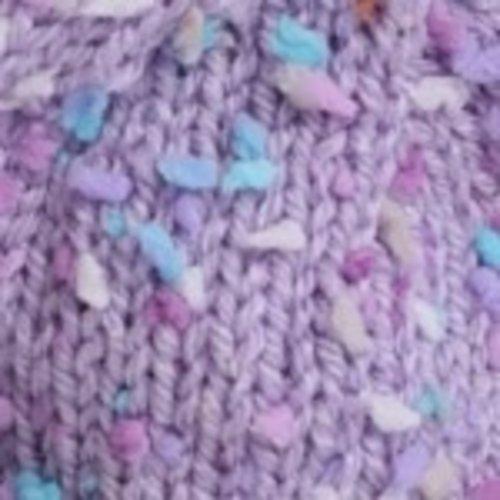 Plymouth Yarn Kar Tanesi Pom Pom in Purple