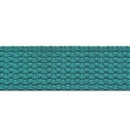 "Cheep Trims SALE 1"" Webbing in Light Teal"
