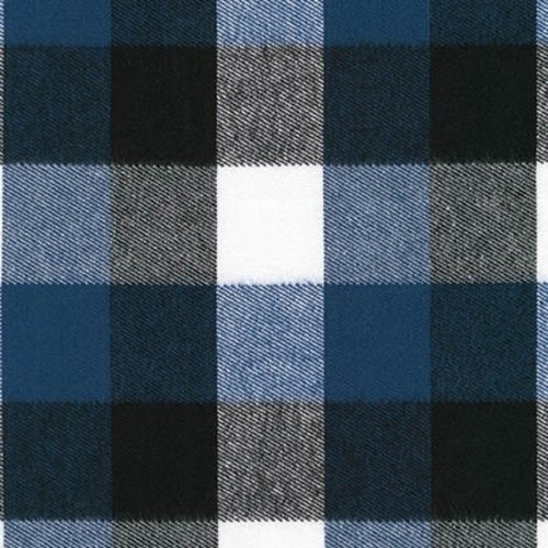 Robert Kaufman Durango Flannel in Denim
