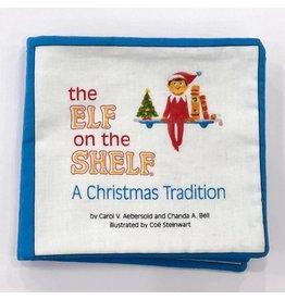 Sample - Elf On The Shelf Soft Book