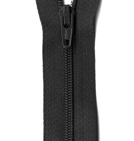 "YKK 14"" Zipper in Black"