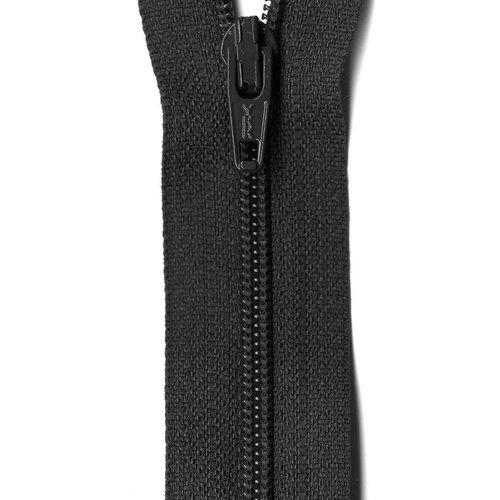 "YKK 14"" Zipper in Black"