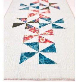 Sample - Pinwheel Table Runner