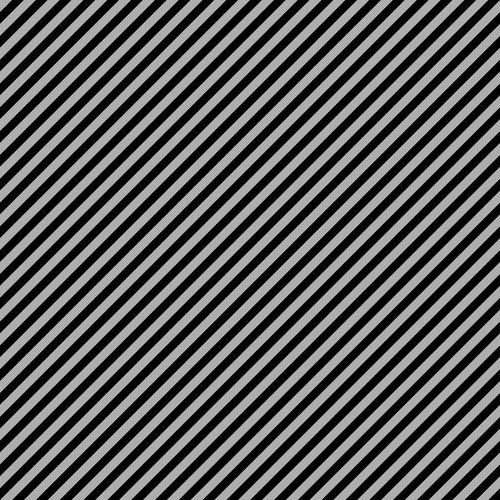 Proper Stripe in Black