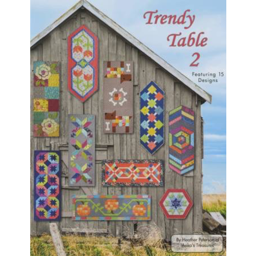Anka's Treasures The Trendy Table