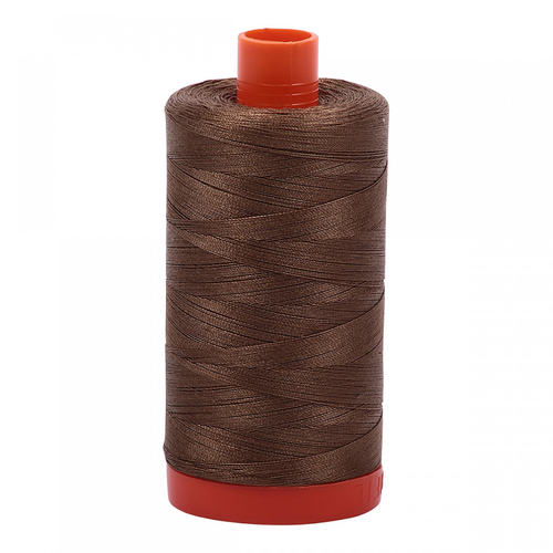 Aurifil Aurifil Mako Cotton Thread in Dark Sandstone
