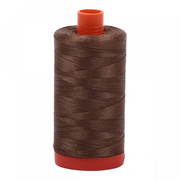 Aurifil Aurifil Mako Cotton Thread in Dark Sandstone