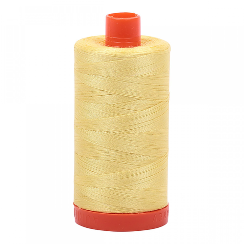 Aurifil Aurifil Mako Cotton Thread in Lemon