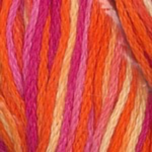 Plymouth Yarn Fantasy Naturale Yarn in 9703 Variegated Fruit Punch