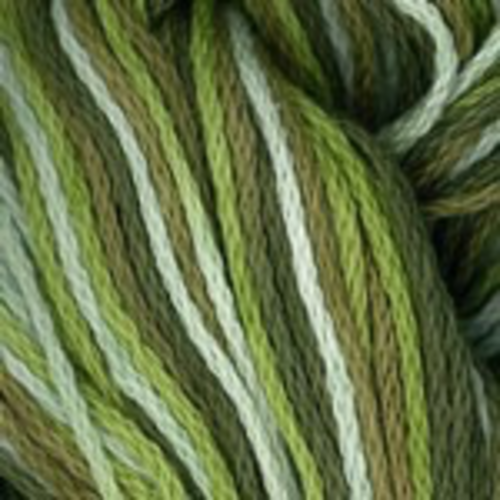 Plymouth Yarn Fantasy Naturale Yarn in 9008 Variegated Forest