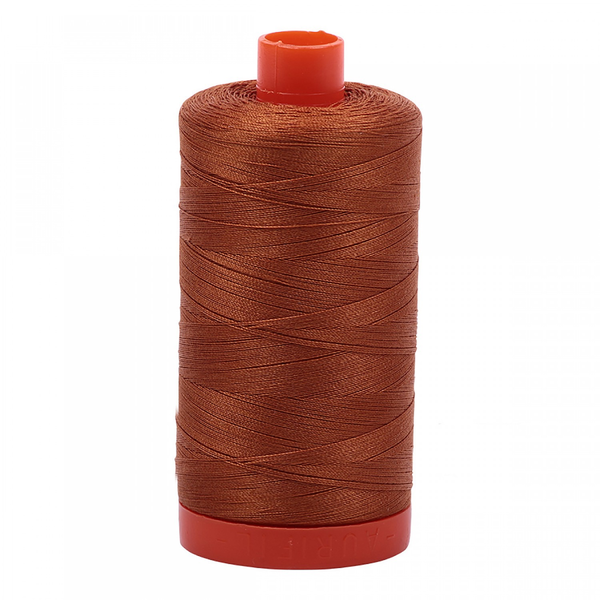 Aurifil Aurifil Mako Cotton Thread in Cinnamon 2155