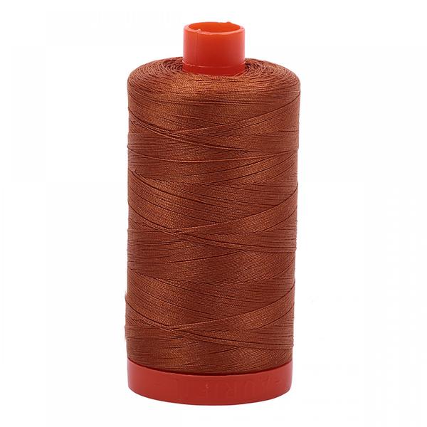 Aurifil Aurifil Mako Cotton Thread in Cinnamon