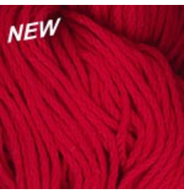 Plymouth Yarn Fantasy Naturale Yarn in 3528 Bright Red