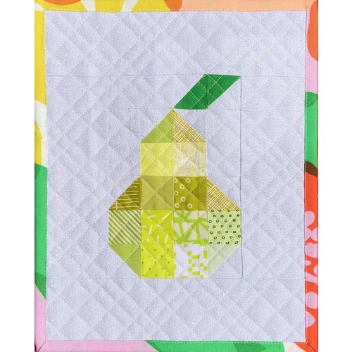 Suppose Mini Patchwork Pear Kit