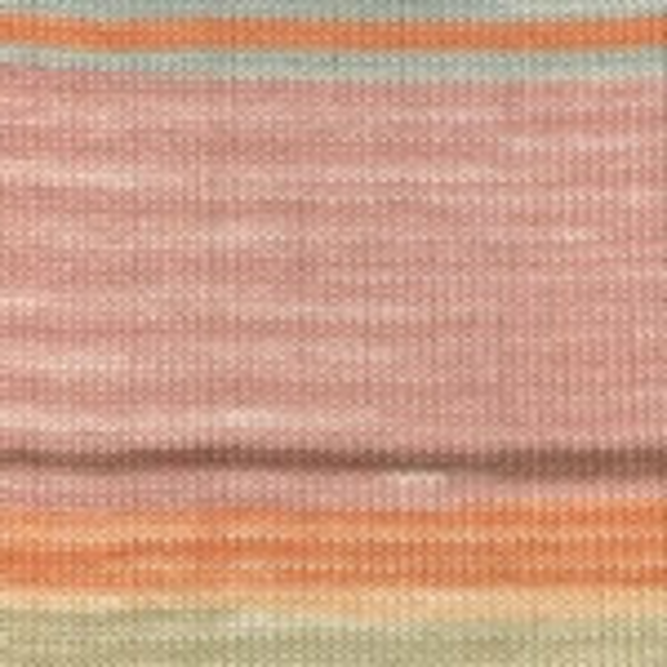 Adriafil Bon Ton Yarn in Apricot Fancy