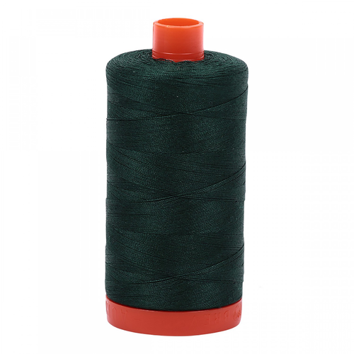 Aurifil Aurifil Mako Cotton Thread in Forest Green