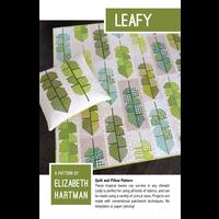 Elizabeth Hartman Leafy Quilt Pattern