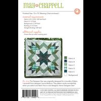 Designer Star Quilt Pattern