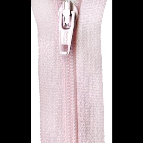 "YKK 14"" Zipper in Pink"