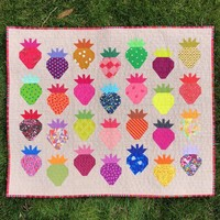 Wild Berry Patch Quilt Kit