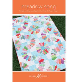 Meadow Song Quilt Pattern