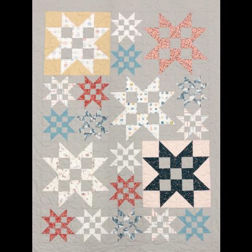 Modern Star Quilt Kit