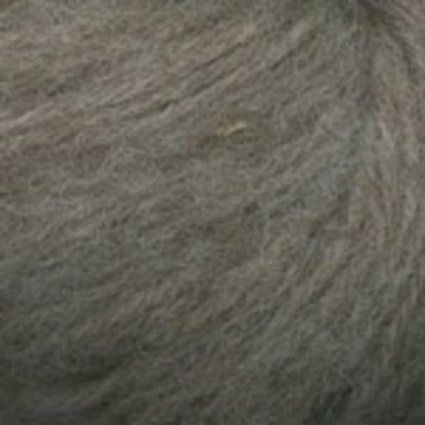 Plymouth Yarn Baby Alpaca Brush Yarn in Light Brown
