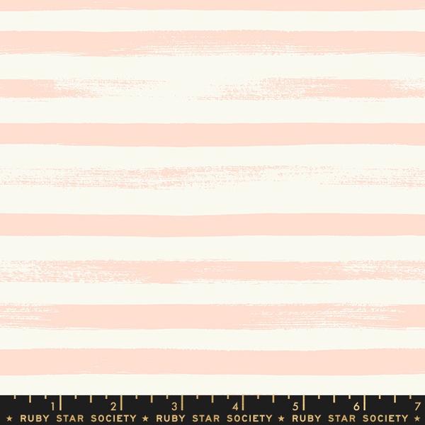 Stripe in Pale Peach