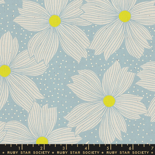 Moda Night Bloom in Soft Blue