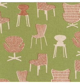 Sevenberry Chairs in Green