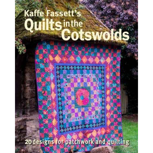 Taunton Books Quilts in the Cotswolds