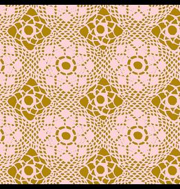 Andover Crochet in Blush