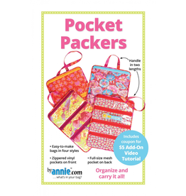 By Annie Pocket Packers Pattern