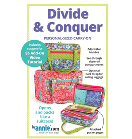 By Annie Divide & Conquer Pattern