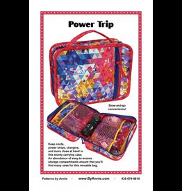 By Annie Power Trip Pattern